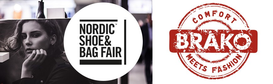 BRAKO AT NORDIC SHOE & BAG IN STOCKHOLM