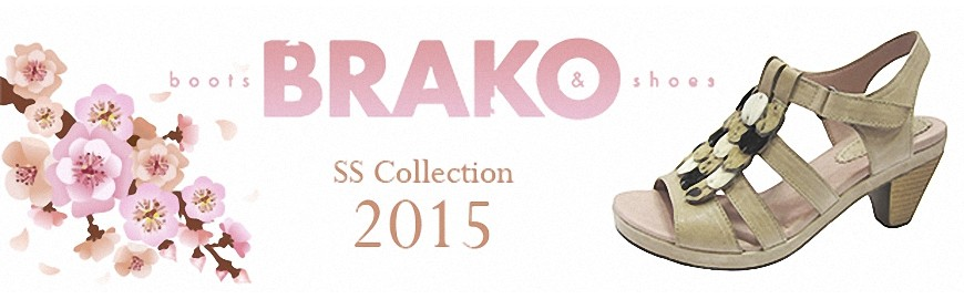 New Brako SS collection 2015