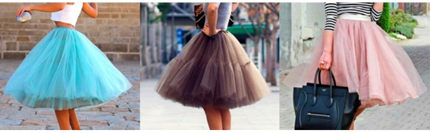How cool is tulle?