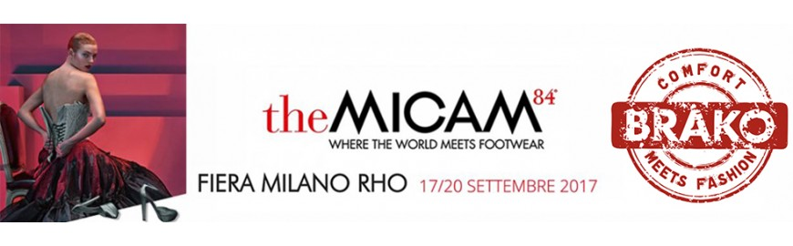 The Milan fair - the Micam