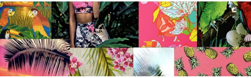 Prints, tropical fever