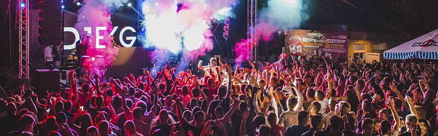 Top 5 best music festivals in Europe
