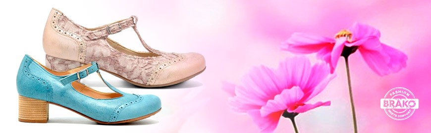 Shoe of the month / Look your best this spring