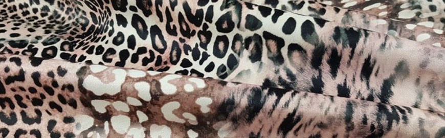La moda incansable: Animal print.