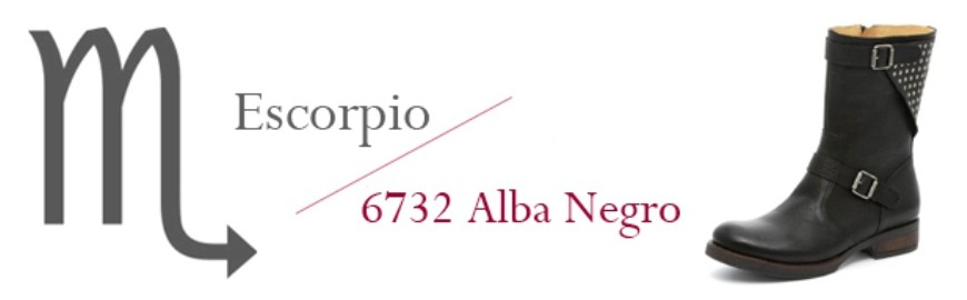 6732 Alba Black VS Scorpio