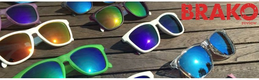 Review-Mirrored Sunglasses